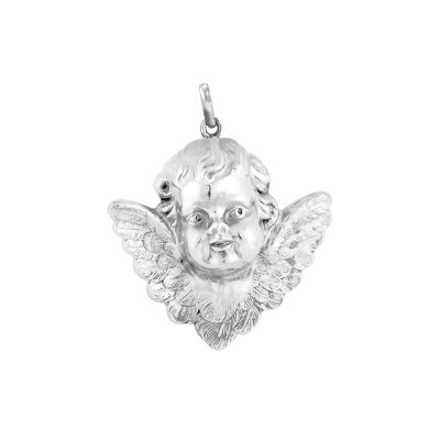 Pendant Angel Head M