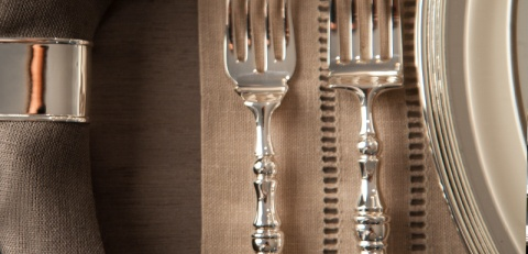Silver Plated Cutlery Sets
