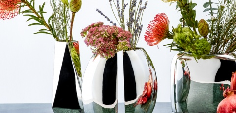 Vases and Table Centres